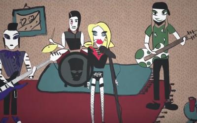 "Superhorror presents new video ""Mr. Rigor Mortis"""