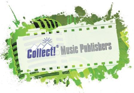 Collect Music Publishers